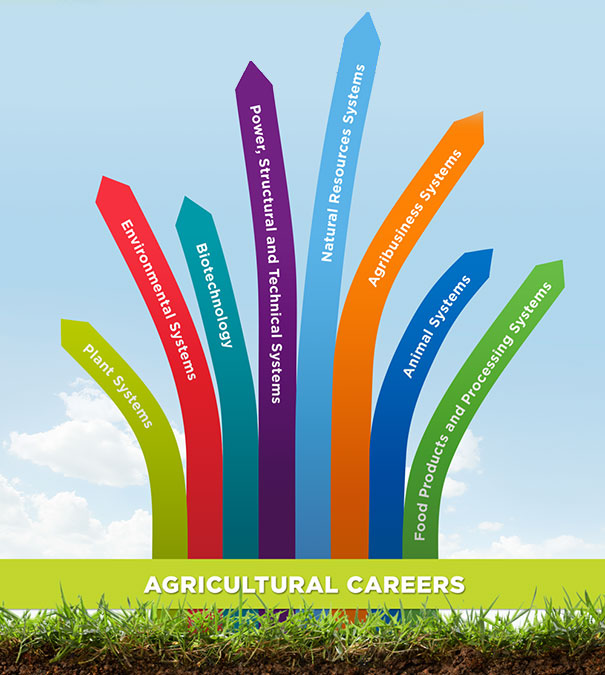 agricultural careers pathways
